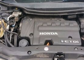 Honda Civic Type R 2.2 Turbo Charger Breaking For Parts (2007)