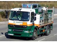 Driver Required Class 2 (C Licence)