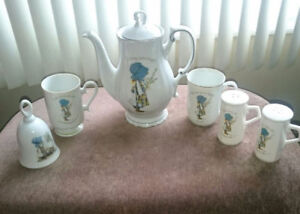 Holly Hobbie Tea Pot and other collectables for adults