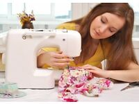 £145.00 BEGINNERS FASHION SEWING COURSES FROM THE COMFORT OF YOUR OWN HOME*FREE SEWING MACHINE *