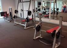 Maxim strength Smith machine and leg press - platinum silver Glenroy Moreland Area Preview
