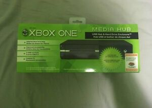 Xbox One Media Hub With 500GB Hard drive
