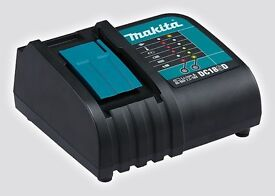 MAKITA DC18SD Charger 14.4V - 18V + 1 battery included Was: £110