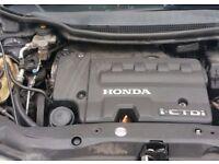 Honda Civic Type R 2.2 Diesel Engine (2007)