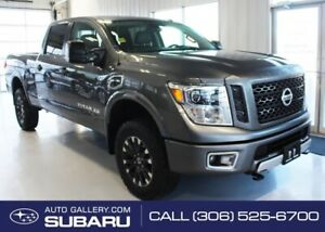 2016 Nissan Titan XD PRO-4X | CUMMINGS DIESEL | HEATED CLOTH SEA