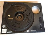 TECHNICS SL1210 MK2 TOP PLATE / CHASSIS MAIN FACEPLATE