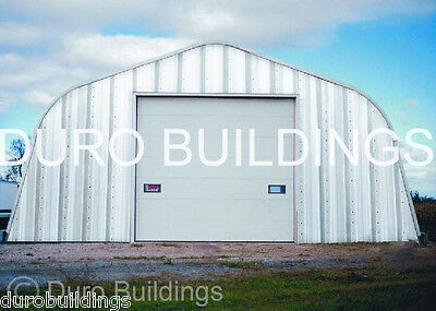 Durospan Steel 25x42x14 Metal Garage Shop Home Building Kit Made To Order Direct