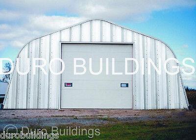 Durospan Steel 25x50x14 Metal Garage Diy A-frame Building Kits Factory Direct