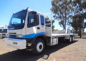 2007 Isuzu FVZ1400– Finance or (*Rent-to-Own 529.42pw) Grahamvale Shepparton City Preview