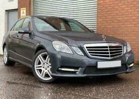 2012 Mercedes Benz E250 2.1 CDI Sport B/E, Absolutely Immaculate, Low Miles