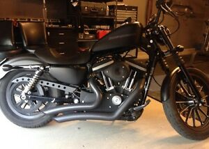 REDUCED.....09 Sportster Iron 883