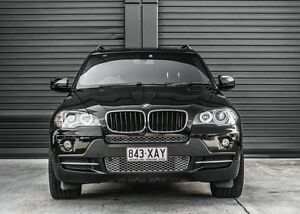 2007 BMW X5 E70 3.0SI Black 6 Speed Steptronic Wagon Albion Brisbane North East Preview
