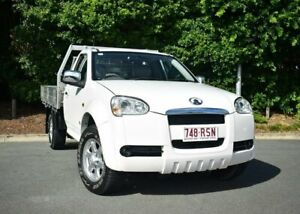 2011 Great Wall V240 K2 (No Badge) White Manual