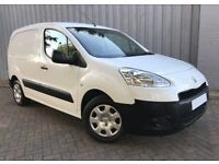 Peugeot Partner 1.6 HDI 75 Professional 625, 5 Dr, This is One Seriously Tidy Van Only 1 Prev Keeper