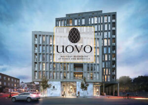 Platinum VVIP Access to UOVO Boutique Residence Condos