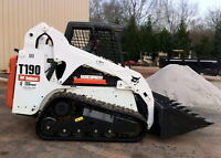 Bobcat Service / Lowest rates in town.