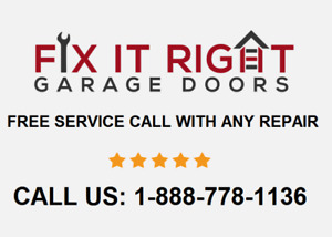 Garage Door Repair/Install Experts Oshawa ~ Kijiji Promo