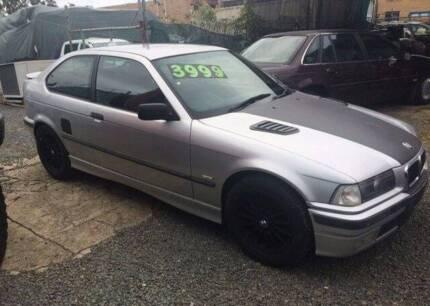 2000 BMW 318i Limited 3dr Hatchback