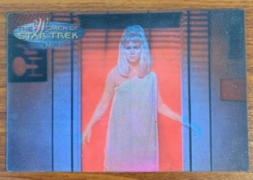 2000 Rittenhouse Women of Star Trek in Motion #32 Janice Rand Free Shipping
