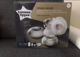 Tommee Tippee Closer to Nature Electric Breast Pump (NEW)