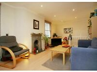 1-bed FURNISHED flat with style, roof terrace & park views