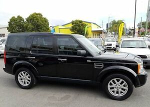 2009 Land Rover Discovery 3 Series 3 09MY SE Black Auto Sports Mode Wagon Southport Gold Coast City Preview