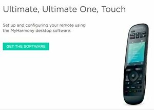 Logitech Ultimate one touch Harmony remote Control