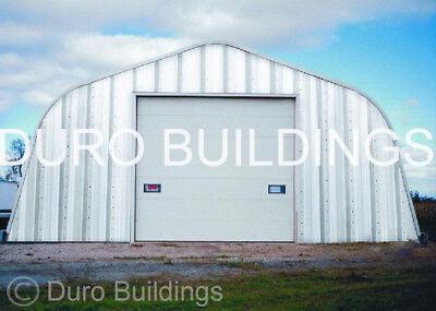 Durospan Steel 20x22x12 Metal Garage Storage Building Workshop Factory Direct