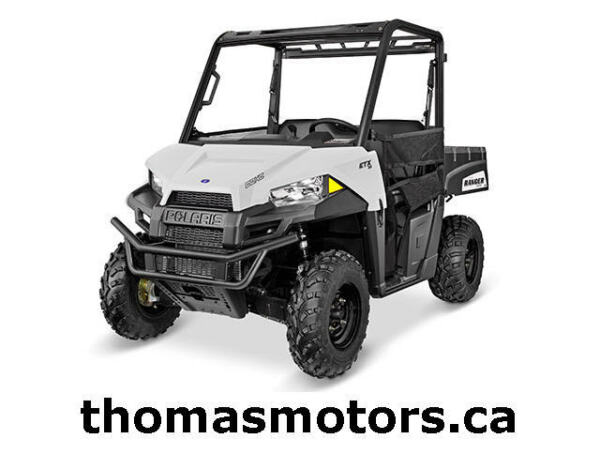 Used 2016 Polaris RANGER ETX