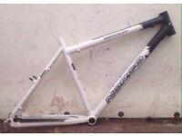 "18"" Norco Bushpilot bike frame"