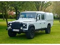 Land Rover Defender 130 TD5