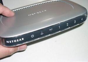 WTS: NetGear WGT624 108 Mbps Wireless Firewall Router