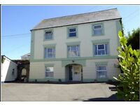 Single Part Furnished Bed Sit in quiet village close to shop and station. Own Cooking Facilities.