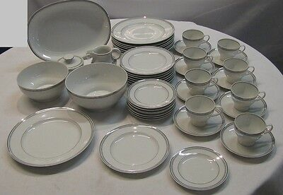 Heritage Bavarian Countess German China 45 Piece Set-new Save 51% Retail $1310.