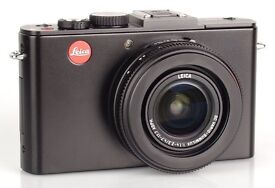 LEICA D LUX 6 WITH CASE LIKE NEW