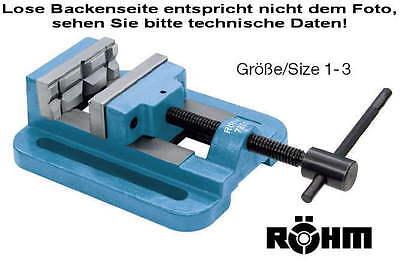 Röhm Maschinenschraubstock Backenbreite 80mm BSH-2 7194