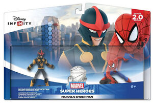WANTED - Disney Infinity 2 Marvel Characters & Crystal Agent P