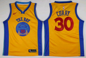 Golden State Warriors The Bay Jersey