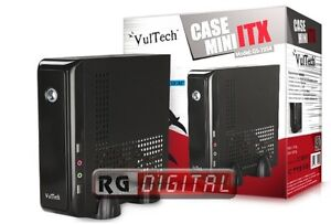mini-Case-Vultech-Mini-Itx-Senza-masterizzatore-GS-1954-per-pc-desktop