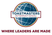 Social and educational club! Toastmasters International