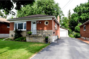 ENTIRE 3 bdrm house with finished basement and great garage