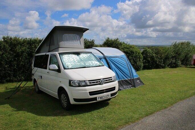 Campervan - VW T5 Pop-Top Four Berth Camper Van in ...