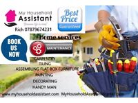 Full Property Maintenance in Brighton & Hove , Call Rich on 07879674231 !!