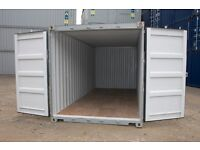 20 foot shipping storage container to rent in Caerleon