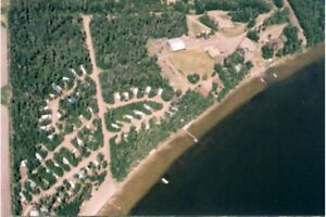 Quiet & Private RV Seasonal Lots Available