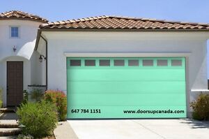 GARAGE DOOR SERVICE & SALE