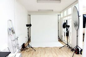 Photography/Video/ Studio Hire - Near Brick Lane