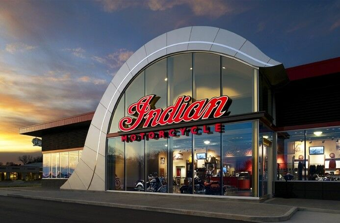 Indian Motorcycle Charlotte