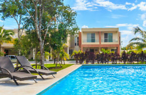 HOUSE FOR SALE PLAYA DEL CARMEN RIVIERA MAYA VACATION HOLIDAYS