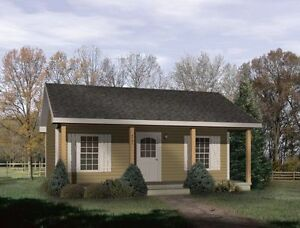 NEW $54,000 CONSTRUCTED COTTAGE ON YOUR LOT